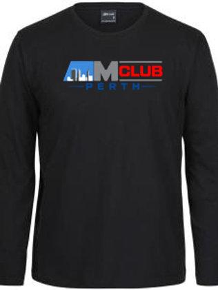 Long Sleeve Track Shirt ///M Club