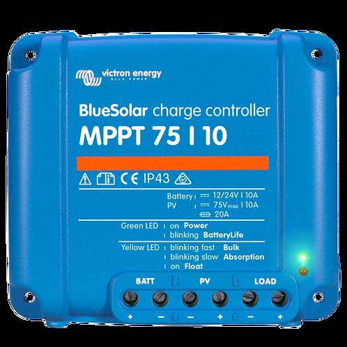 Victron Energy BlueSolar MPPT 75/10 Regulator