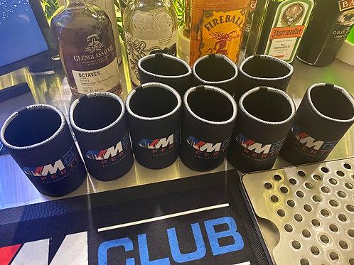 M Club Stubby holders