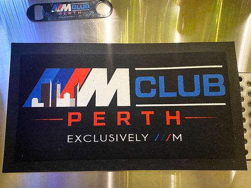 M Club Bar Mat Small