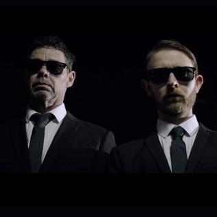 Umbro - Men In Black Suits