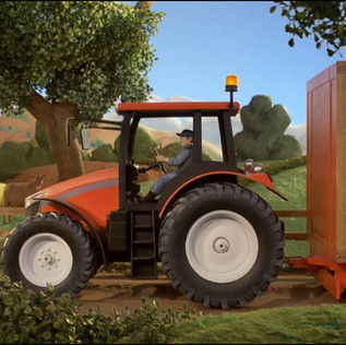 Red Tractor - TVC
