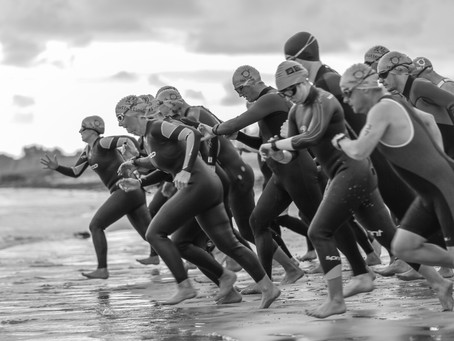 What you really need for your first Triathlon