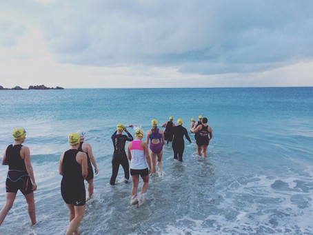 Why triathlon is the best sport for better mental health