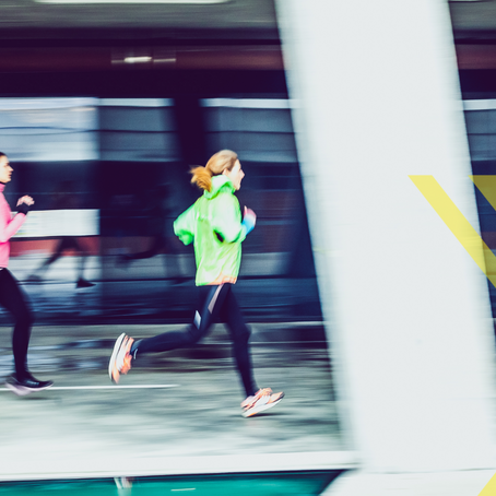 Winter Warm Ups! How to stay motivated to exercise during the colder months.