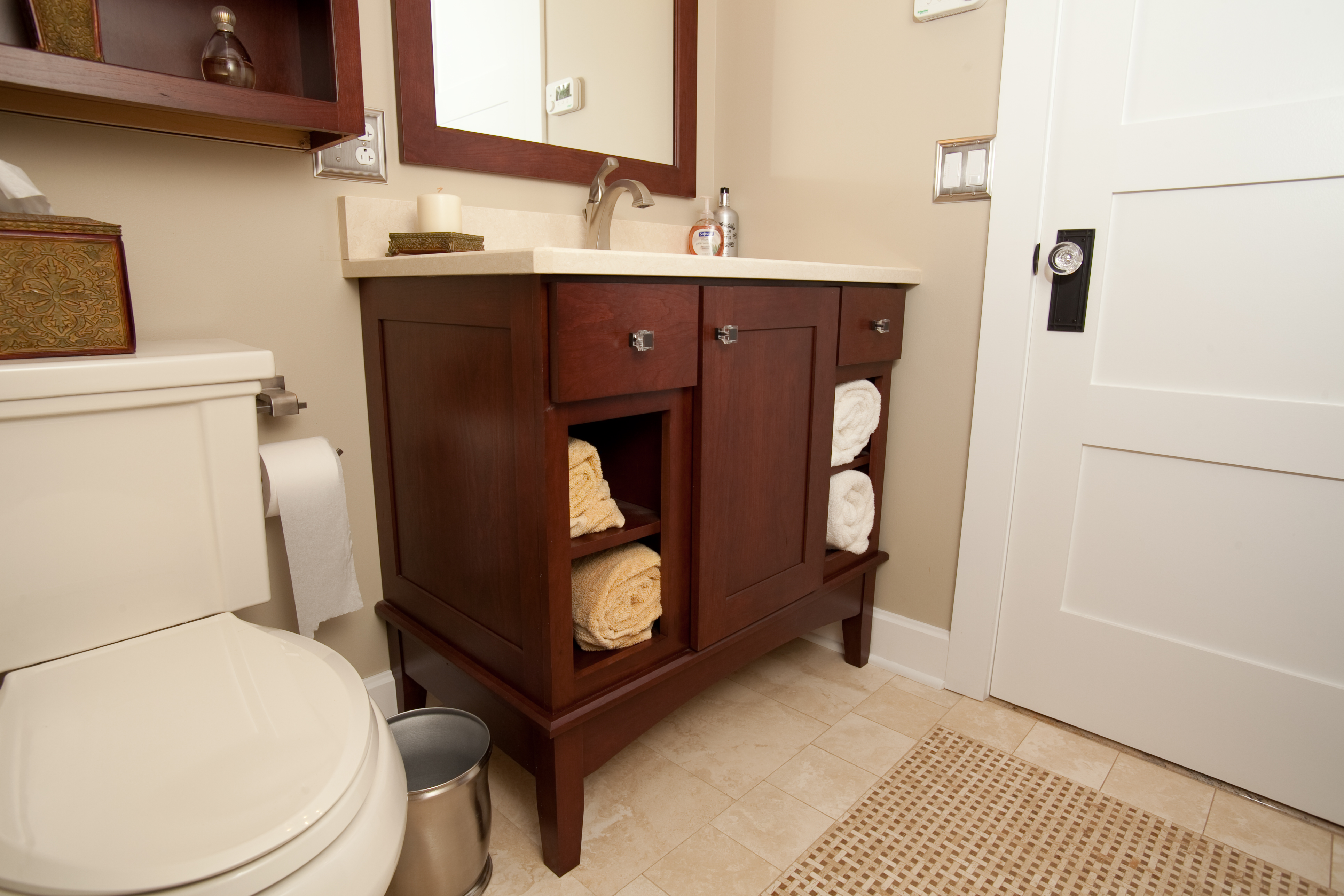 Bathroom remodel in Milford, PA