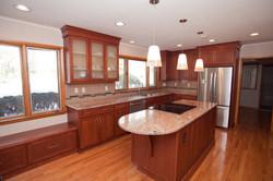 Kitchen remodel in Mt. Hope, NY