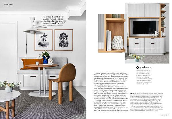 Altus Design Studio Banquette