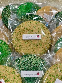 Packaged Sugar Cookies