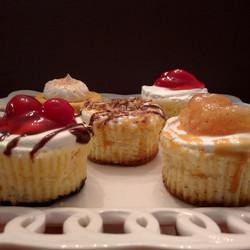 Mini Cheesecake Variety