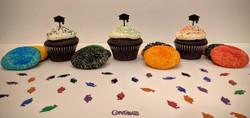 Chocolate Cupcakes and Sugar Cookies