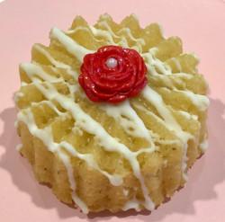 Rosewater Tea Cake