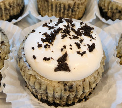 Cookies and Creme Cheesecake