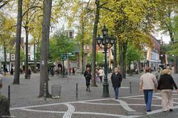 Marktplein nabij Genadekapel