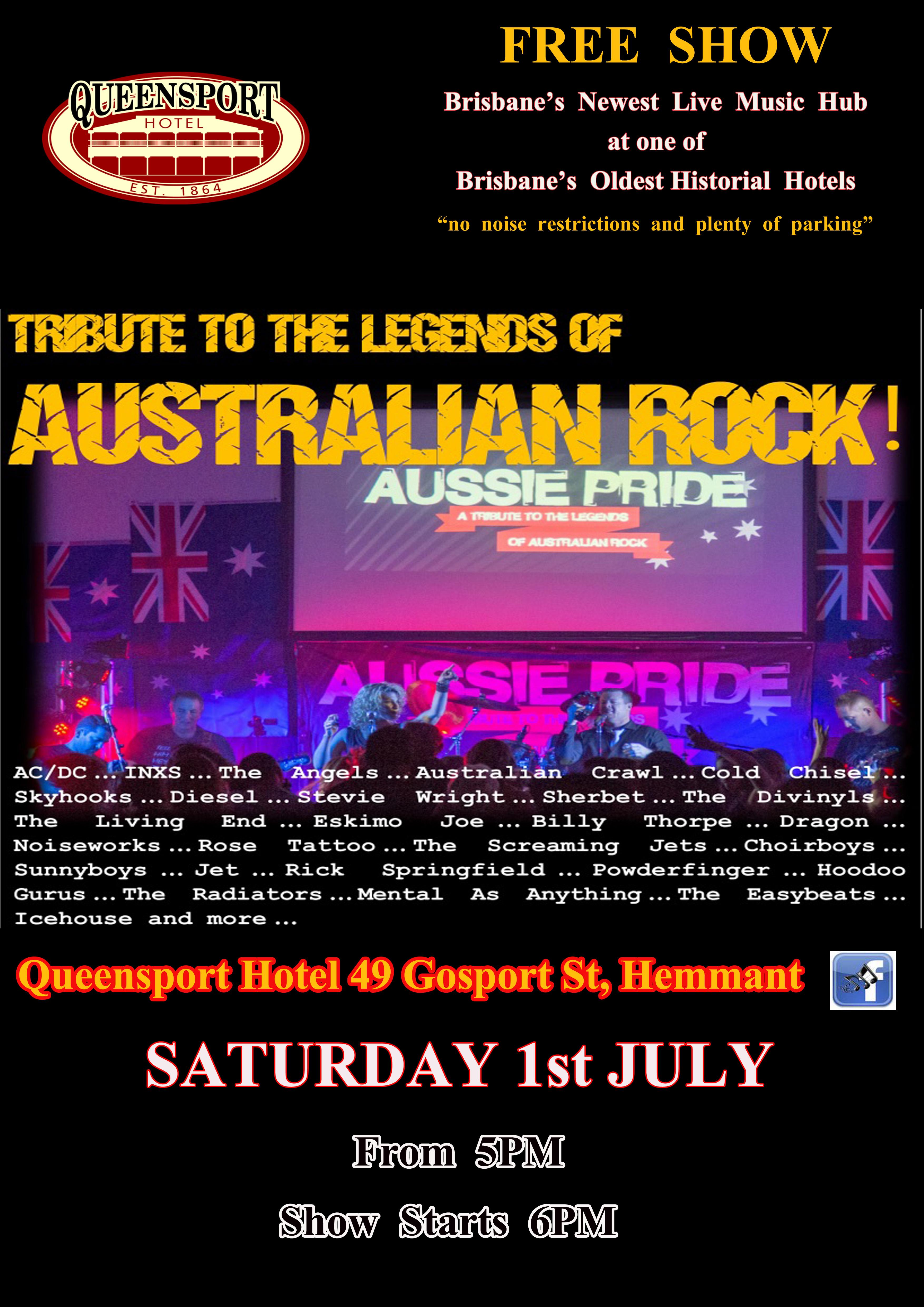 Aussie Pride 1-7