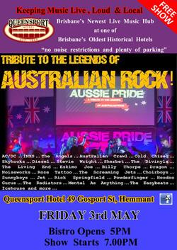 Aussie Pride 3-5