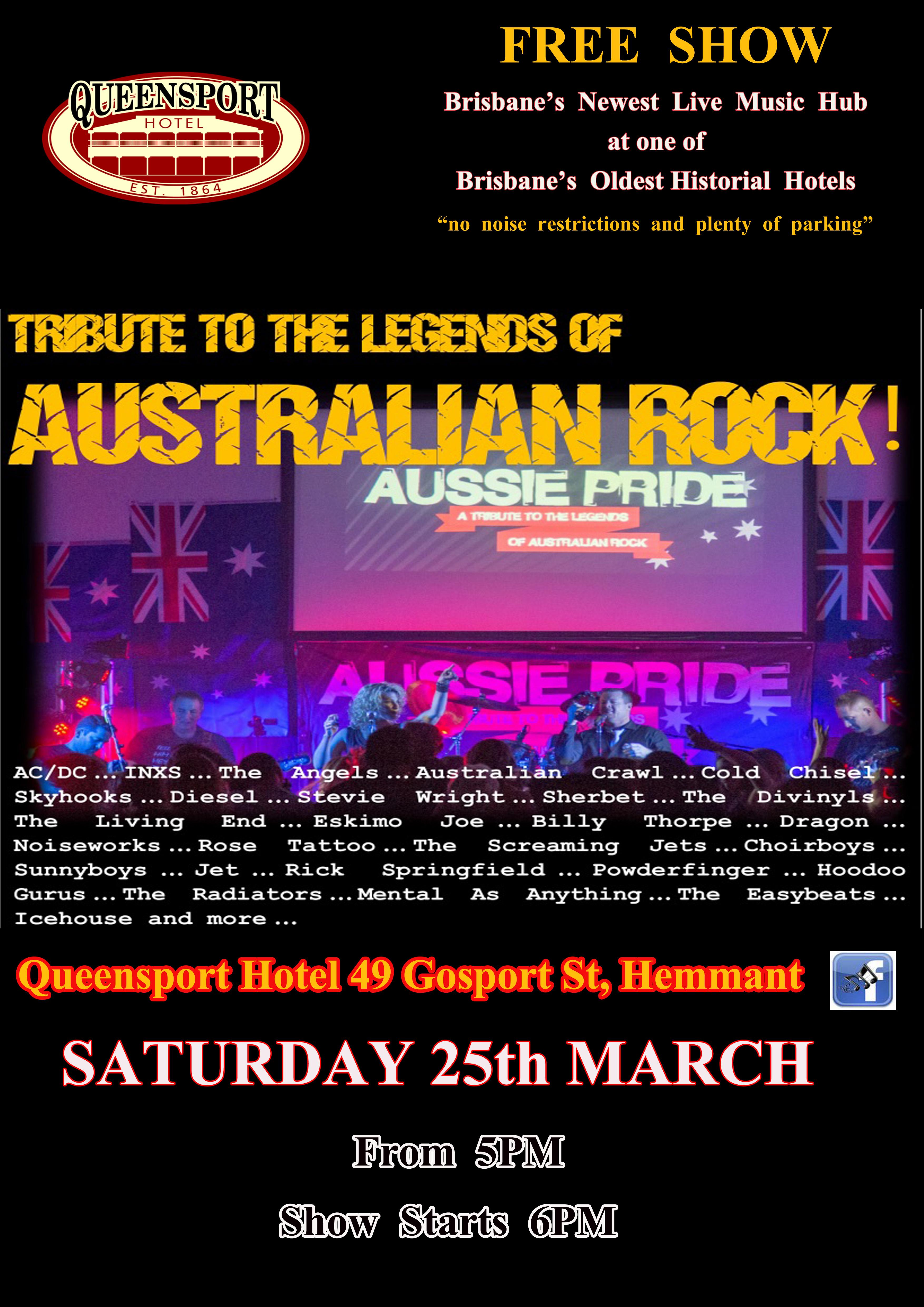 Aussie Pride 25-3