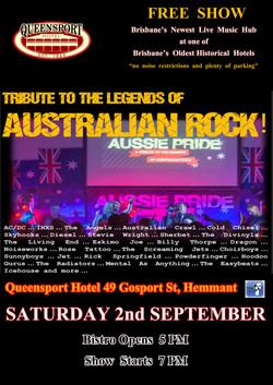 Aussie Pride 2-9