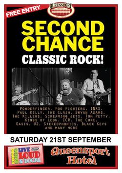 Second Chance A3 21 -9