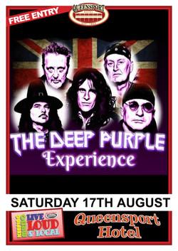 Deep Purple A3 17-8