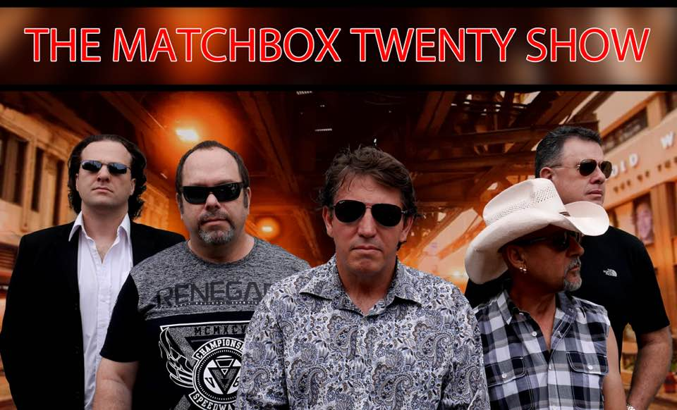 Matchbox Twenty Tribute Show