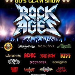The Rock the Ages 80s Glam Show