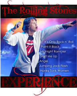 Rolling Stones Experence