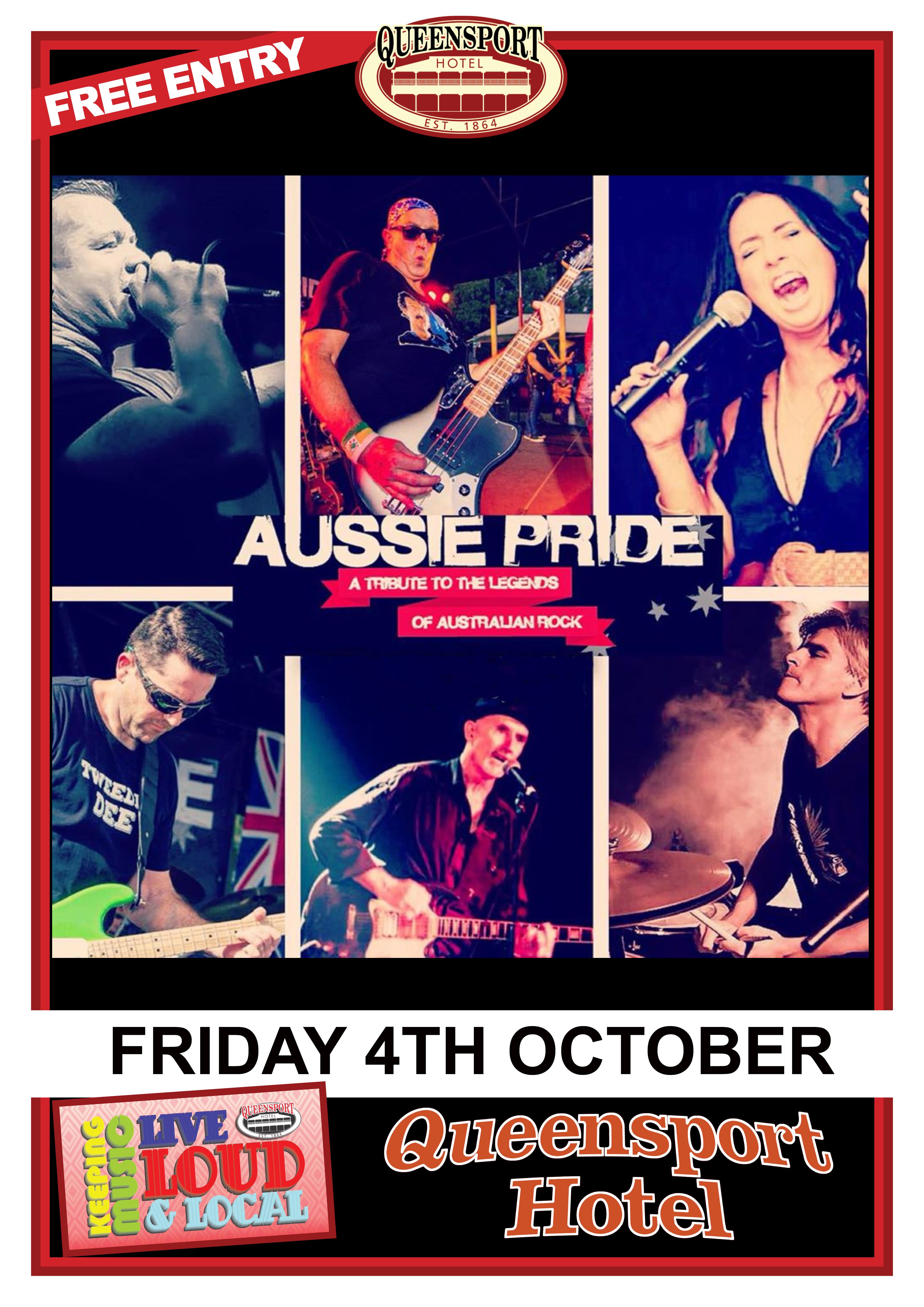 Aussie Pride A3 4-10