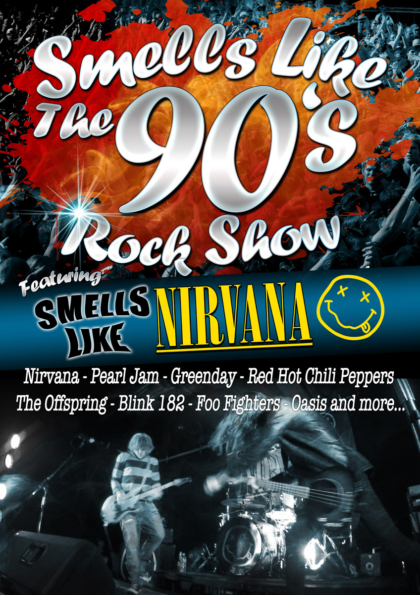 Nirvana Tribute & 90's Rock Show