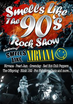 Nirvana Tribute & 90's Rock Show