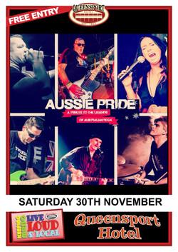 Aussie Pride A3 30-11