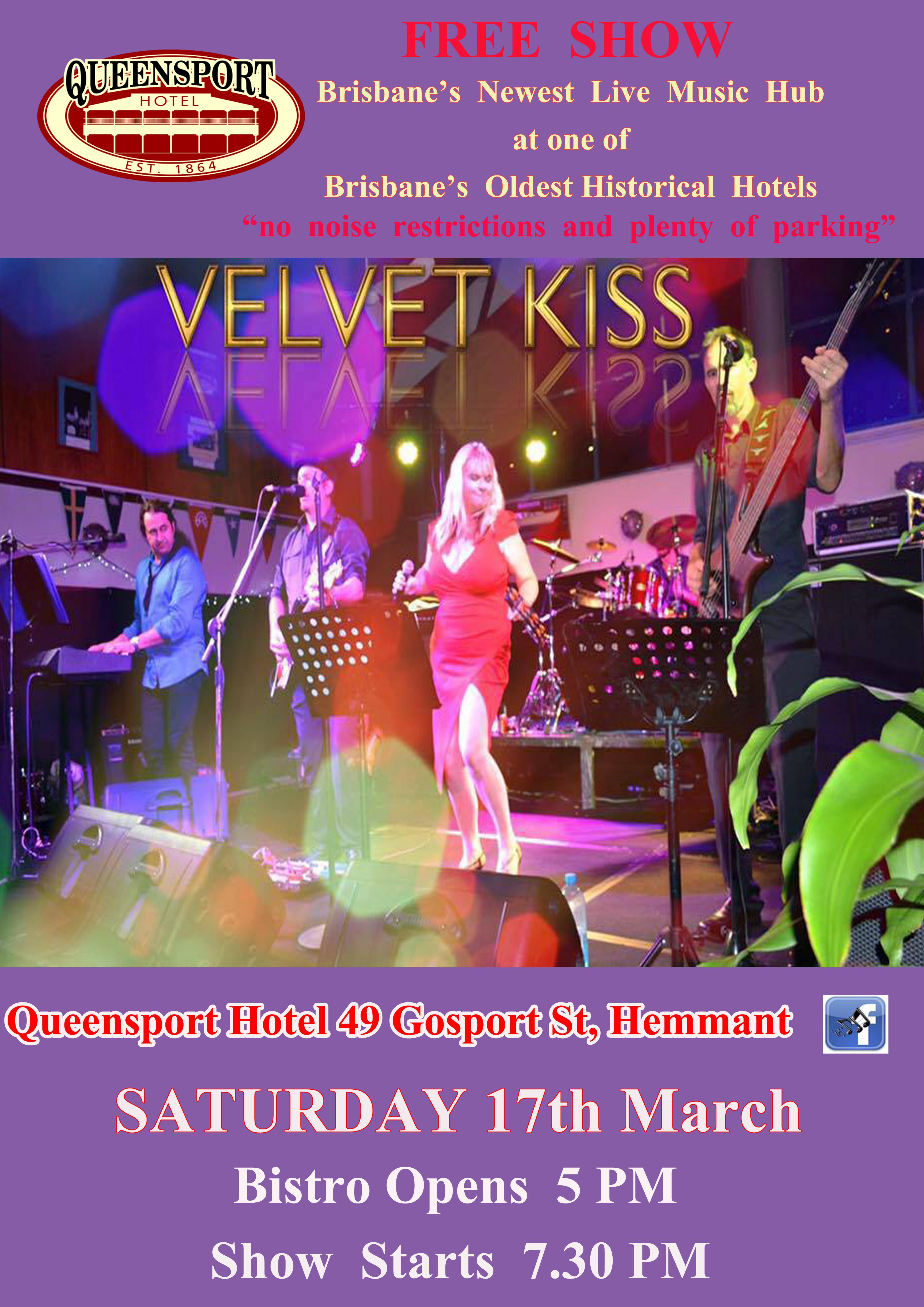 Velvet Kiss A3 17-3