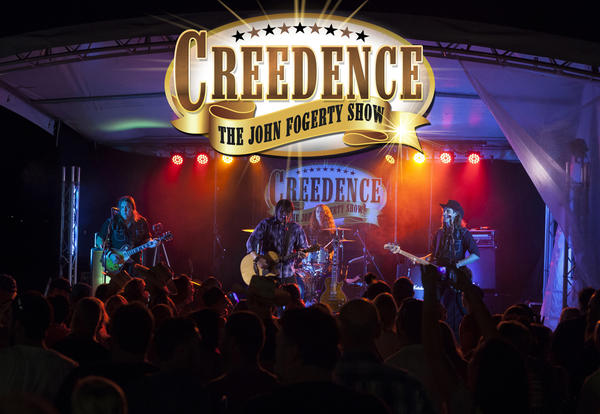 Creedence: Fohn Fogerty Show