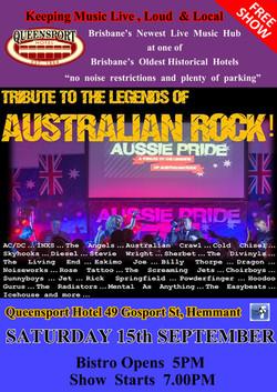 Aussie Pride 15-9