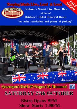 Aussie Pride 27-10