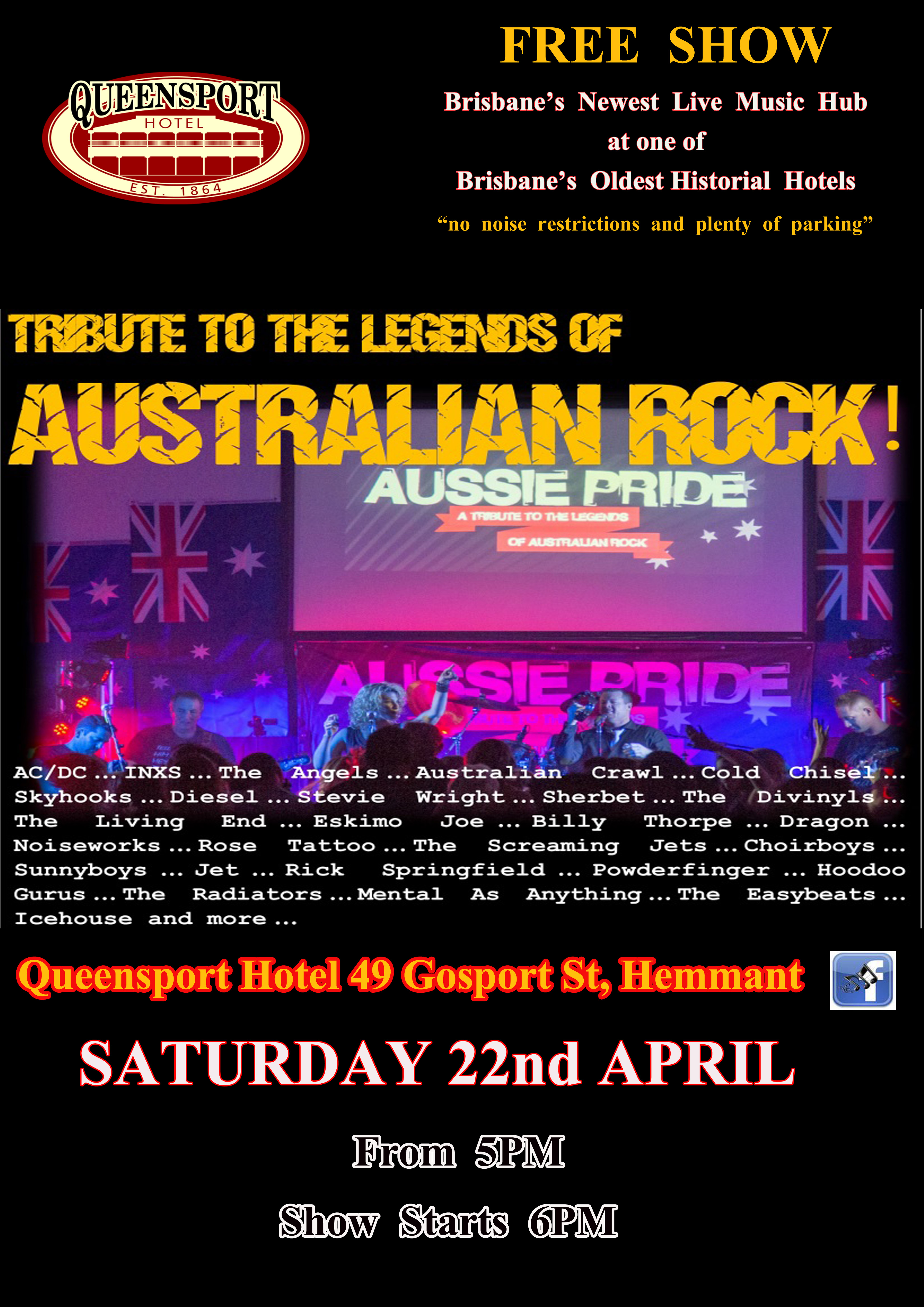 Aussie Pride 22-4