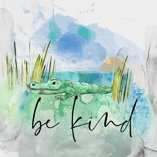 """Be Kind"" by Svetlana Dragicevic"