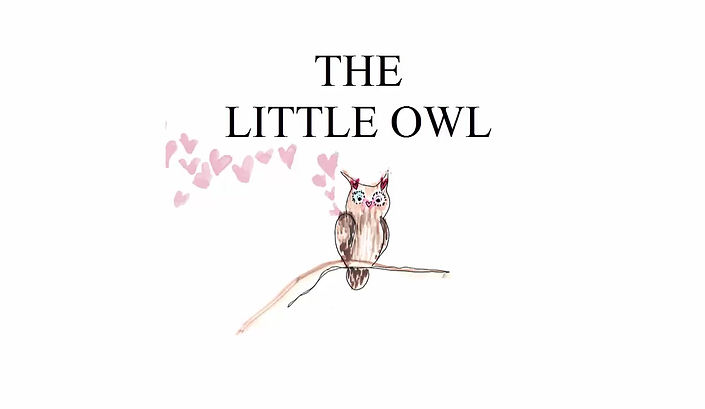 The Little Owl - (read by me)