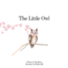 The Little Owl - Cover and spine.png