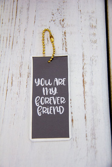 Forever Friend - Premium Gift Tag