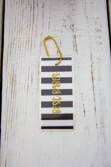 Best Babes - Premium Gift Tag