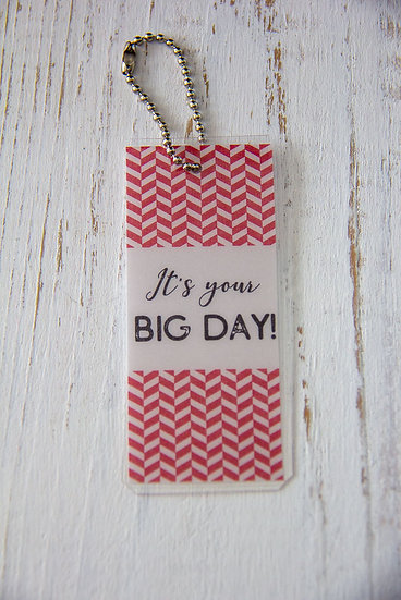 It's Your Day - Premium Gift Tag