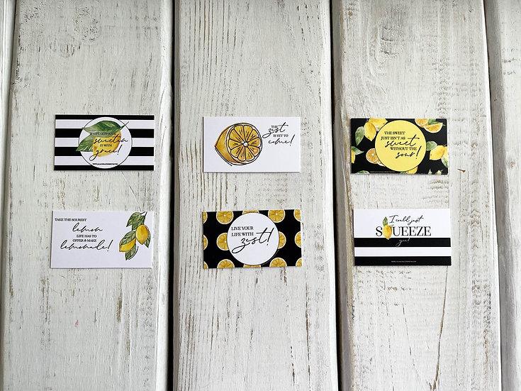 Sweeten it with Grace - Mini Cards