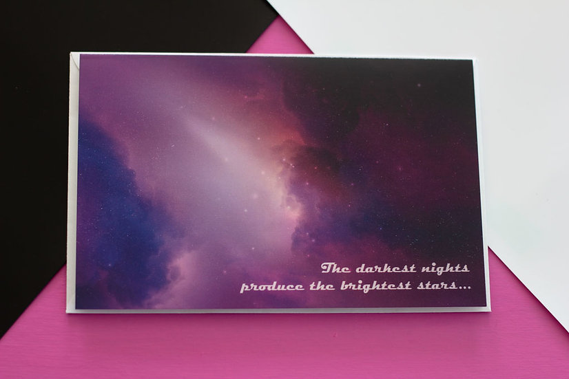 Shine Bright - Greeting Card