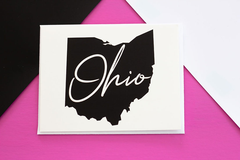 Ohio - Post Card