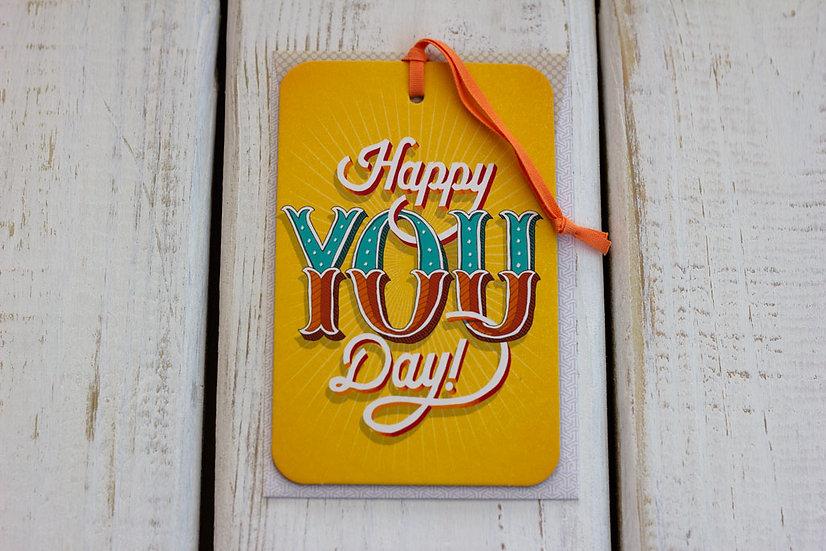 You Day (Birthday) - Greeting Card/Tag