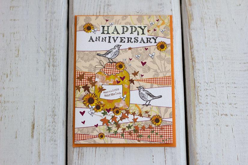Marmalade (Anniversary) - Greeting Card