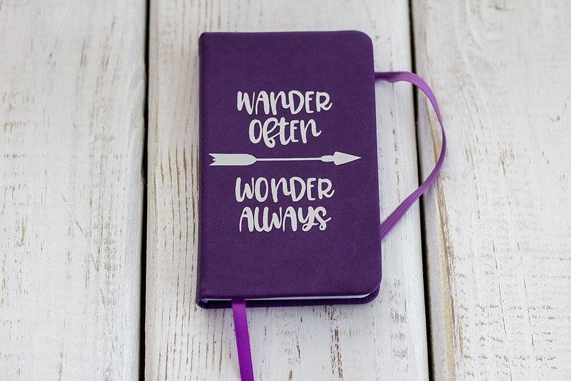 Wander Often - Journals