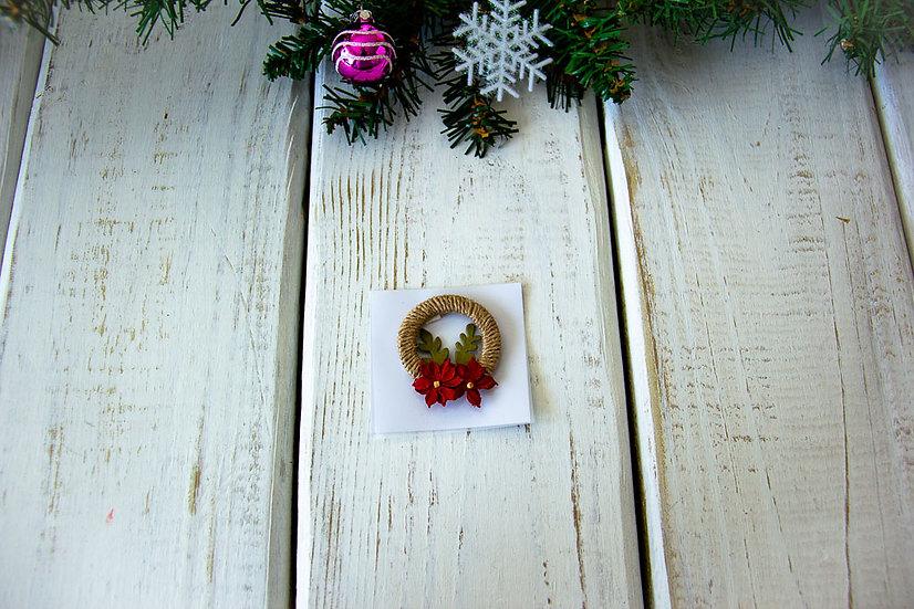 Wreath - Gift Embellishment