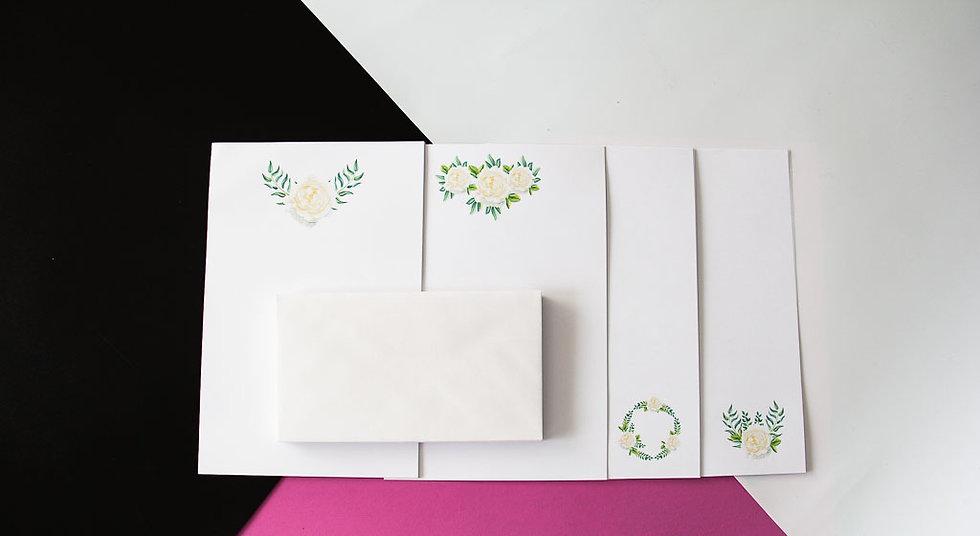 New Beginnings - Stationery Set